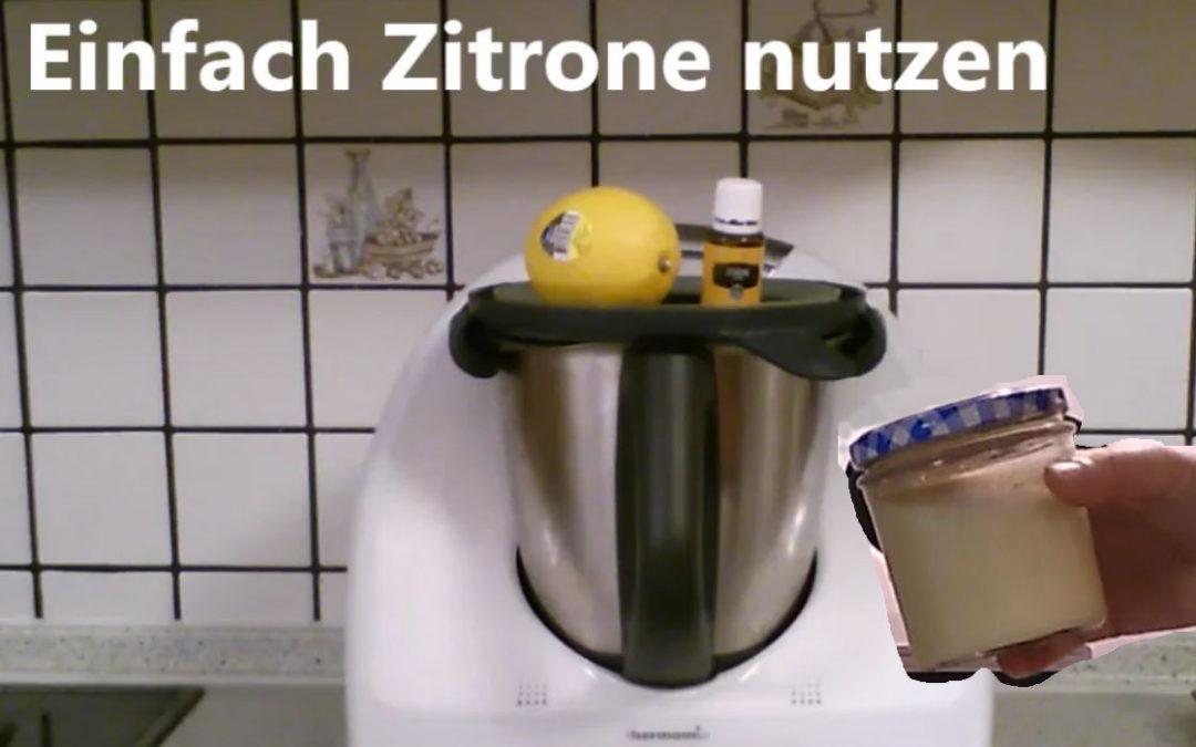 Zitronenmus – Einfach Zitrone nutzen